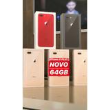 Iphone 8 Plus 64gb Tela 5.5 Ios 11 4g Wi-fi ( 6 Unidades )