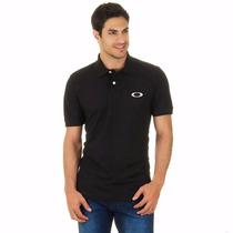 Camiseta Oakley Camisa Polo - A Melhor Em Qualidade