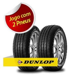 02 Pneus 165/70r13 Dunlop Celta,corsa,uno,palio+frete Gratis