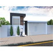 Planta De Casa 3 Quartos - Arquitetônico + Elétrico + Hidro