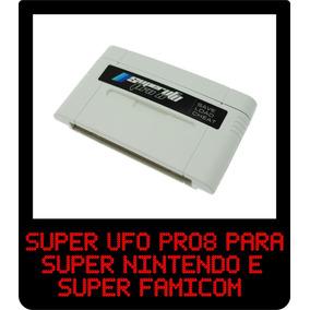 Super Ufo Pro8 P/ Snes, Super Nintendo, Super Famicom !!!