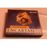 Encarta 2000 Enciclopedia Con 2 De 3 Cds.