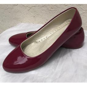 Zapatos Muñeca Vino