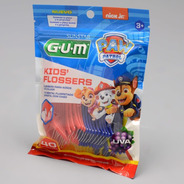 Gum Flossers Kids X  40 Unidades