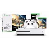 Consola Xbox One S 1tb Assasins Creed Y Rainbow Six Nueva