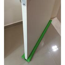 Protetor Porta Veda Porta Impermeavel 80cm Cor Verde