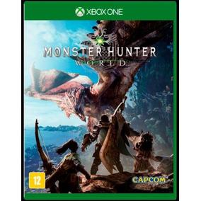 Monster Hunter World Xone Br