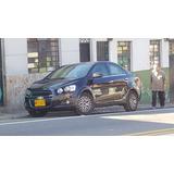 Chevrolet Sonic 2013, Unico Dueño 76.000 Km, Luces Hid-rines