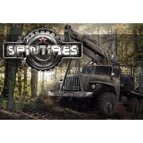 Truck Spintires Tires Todo Terreno Extremo Digital