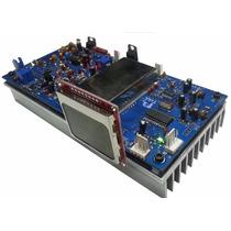 Placa Transmissor Fm Pll Fm 12w 87,5 A 108 Mhz Banda Larga