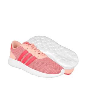 Tenis Para Entrenamiento adidas Para Mujer Textil Rosa Aw405
