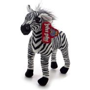 Peluche Animal Cebra Real Parada 30 Cm. Phi Phi Toys