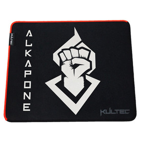 Mouse Pad Gamer Kultec S1 Alkapone Edition Kltalk-38 Bordado