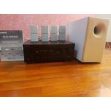 Sistema De Sonido Yamaharx-v995 Bose Acoustimass® 10 Serie