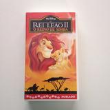 Vhs O Rei Leão 2 O Reino De Simba Dublado