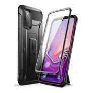 Funda Supcase 360 Samsung Galaxy S20 Fe + Protector Negro