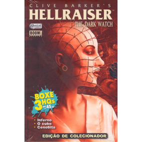 Hq Hellraiser The Dark Watch Ed. De Colecionador Completa