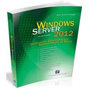 Microsoft Windows Server 2012 - Instalacao