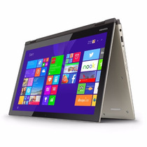 Notebook Toshiba I5 2.7 8gb 750gb 15.6 Touch Full Hd 2 Em 1