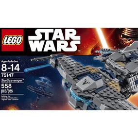 Lego 75147 Star Wars Starscavenger - Giro Diáctico Oficial