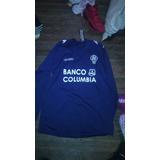 Camiseta Huracan Kappa Banco Columbia