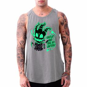 Camisa Camiseta Regata Longline Lol League Of Legends Brtt