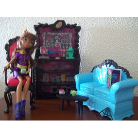 Boneca Monster High Cafeteria Da Clawdeen Wolf