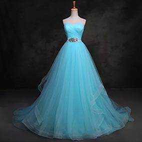 Vestido Debutante Festa 15 Anos 373 Noivas Varias Cores Luxo