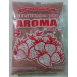 Gelatina En Polvo Aroma Fresa(morango)1/4 Kilo Bolíviana