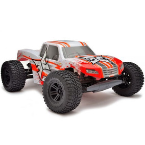 Carro Ecx Amp Mt 2wd Monster Truck Rtr 1/10 Offroad Rc Pick