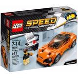 Lego Speed Champions 75880 Mclaren 720s, Nova, P. Entrega!