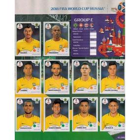 Álbum Figurinhas Digitalizado Copa Mundo 2018 Panini Em Pdf