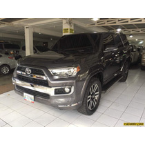 Blindados Toyota Limited 4x4