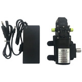 Kit Motor Bomba Diafragma 80 Psi Fonte E Controle De Pressão