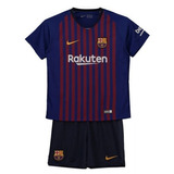 Kit Infantil Barcelona Uniforme 1 2018 2019 Frete Grátis 5da87b1ffc318