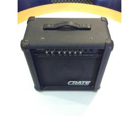 Amplificador De Guitara Eléctrica Crate