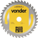 Disco Serra Circular De Widea 14 Pol 350 Mm 48 Dentes Vonder