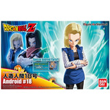 Figure Rise Android No.18, Dragon Ball Super, Envio Gratis
