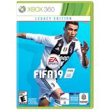 Juego Fifa 19 Xbox 360 Fifa19 2019 Físico Sellado Alclick