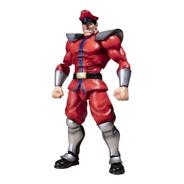 Boneco S.h. Figuarts M.bison Street Fighter Bison Lacrado