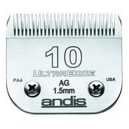 Lamina Andis Ultraedge 10 1,5mm Original Pet Shop Caes Eua