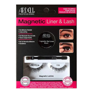 Pestaña Ardell Magnetic Liner & Lash Magnetica 110