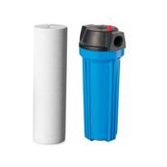 Filtro Carcasa Sedimentos Oxido Particulas Agua Tanque Aquat
