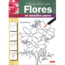 Como Dibujar Flores En Sencillos Pasos