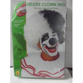 Dr.veneno Disfraz Peluca Payaso Deluxe Clown Wig Rubie