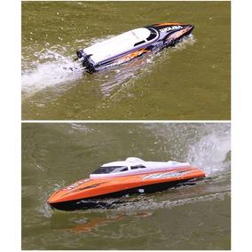 Barco De Controle Remoto Alta Velocidade High Speed Boat