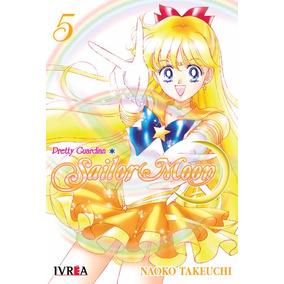 Sailor Moon #5 Manga Ivrea