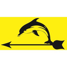 Veleta En Chapa Corte Pantografo De Delfin