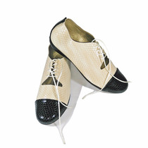 Baletas Homeland Shoes Ref: 3101 Negro-beige