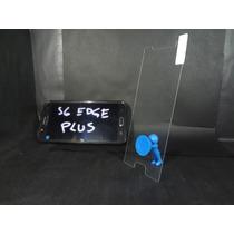 Mica De Cristal Templado Samsung S6 Edge Plus Corta